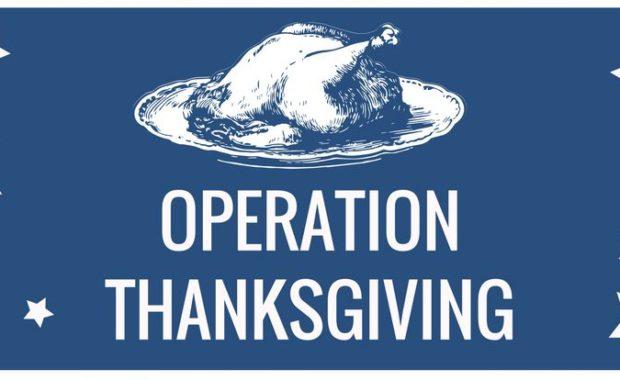 Operation Thanksgiving Feast