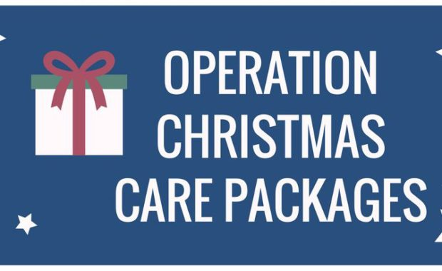 Operation Christmas Care Packages